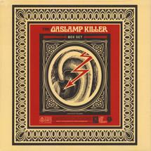 """The Gaslamp Killer - I Spit On Your Grave Obey Box Set [7""""+CD]"""