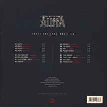 Alltta (20Syl & Mr. J. Medeiros) - The Upper Hand Instrumental Version [LP]