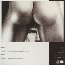 "DJ Hell - I Want U - Marcel Dettmann & Terence Fixmer Remixes [12""]"