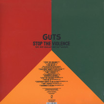 Guts - Stop The Violence EP [2LP]
