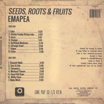 Emapea - Seeds, Roots & Fruits (Orange Vinyl Edition) [LP]