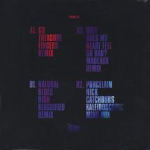 "Moby - Black Lacquer (Splatter Vinyl EP) [12""]"