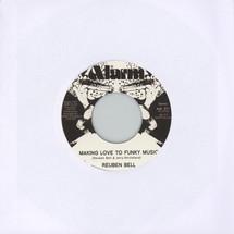 """Reuben Bell - Superjock/ Make Love To Funky Music [7""""]"""