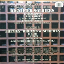 "D.I.T.C. - Dignified Soldiers/ Themes [12""]"