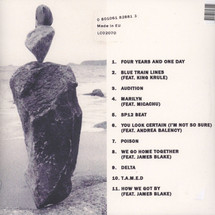 Mount Kimbie - Love What Survives (White Vinyl Edition) [2LP]
