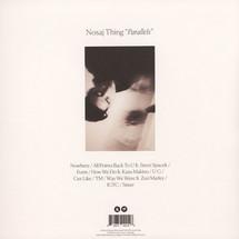 Nosaj Thing - Parallels (LP+MP3) [LP]