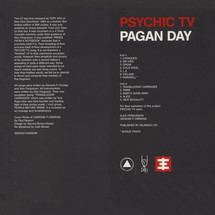 Psychic TV - Pagan Day (Red Vinyl Edition) [LP]
