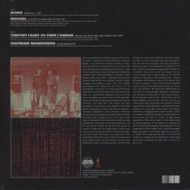 Seefeel/ Scorn/ Timoty Leary/ Yanomami - Ancient Lights And The Black Core [LP]