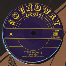 Steve Monite / Tabu Ley Rochereau / Frankie Francis / Nick The Record / Dan Tyler - Only You / Haf Deo