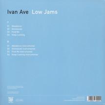Ivan Ave - Low Jams EP (LP+MP3) [LP]