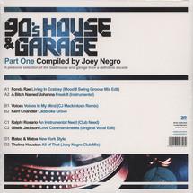 Joey Negro - pres. 90