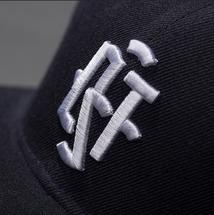 Czapka DIVERSE x O.S.T.R. - HAT - granatowa [czapka]