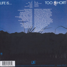 Too Short - Life is [LP]