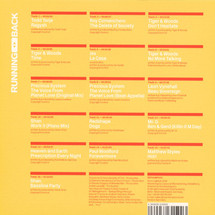 VA - Running Back Mastermix [CD]