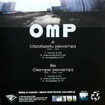 """OMP - Otzafszetu [12""""]"""
