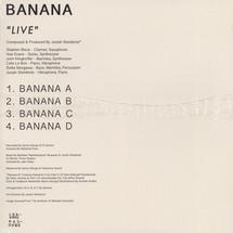 Banana - Live [LP]