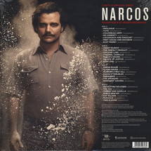 Pedro Bromfman - Narcos OST (Colored Vinyl Edition) [2LP]