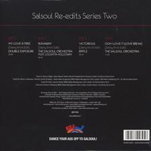 Danny Krivit - Salsoul Re-edits Series Two [2LP]
