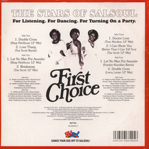 First Choice - The Stars Of Salsoul [2LP]