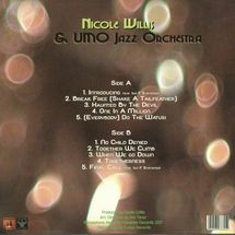 Nicole Willis & UMO Jazz Orchestra - My Name Is Nicole Willis [LP]
