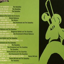 The Skatalites - Original Ska Sounds From The Skatalites 1963-65: Independence Ska & The Far East Sound [CD]