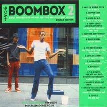 VA - Boombox 2: Early Independent Hip Hop, Electro & Disco Rap 1979-83 [2CD]