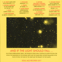 VA - Space, Energy & Light: Experimental Electronic And Acoustic Soundscapes 1961-88 [CD]