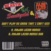 Beastie Boys ft. Santigold - Don