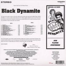 VA - Black Dynamite (Motion Picture Soundtrack) [LP]