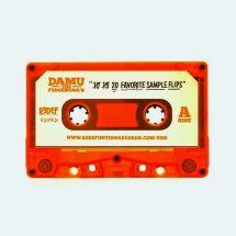 Damu The Fudgemunk - 10 15 20 Favorite Sample Flips [kaseta]