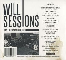 Will Sessions - Elmatic Instrumentals [CD]