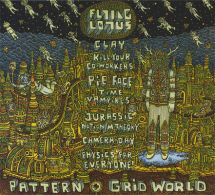 Flying Lotus - Pattern + Grid World [CD]