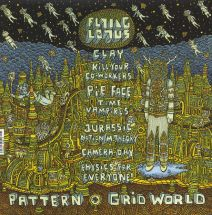 Flying Lotus - Pattern + Grid World [LP]