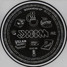 "JJ Doom (Jneiro Jarel & MF Doom) - Bookhead EP (picture disc) [12""]"