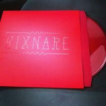 Kixnare - Red [LP]