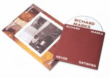 Richard Marks - Never Satisfied: The Complete Works 1968-1983 [CD]