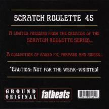 DJ JS-1 - Scratch Roulette 45