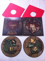 "Teielte - Wooden Love EP [12""]"