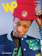 Wax Poetics - issue 54 - Big Daddy Kane/ Joey Bada$$ cover [magazyn]