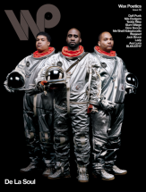 Wax Poetics - issue 55 - Daft Punk/ De La Soul cover [magazyn]