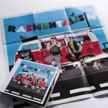 Rasmentalism - Wyszli coś zjeść [CD]