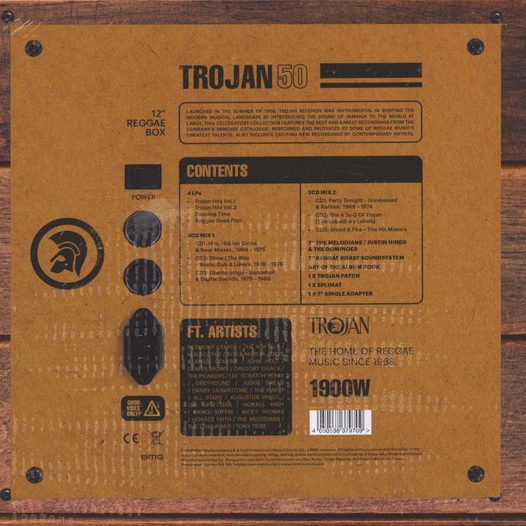 VA - The Trojan Records Boxset [box] - AsfaltShop