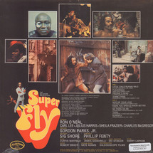 Curtis Mayfield - Super Fly OST (180g) [LP]