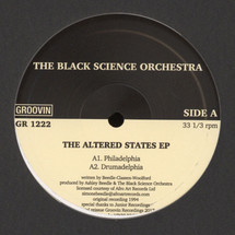 "The Black Science Orchestra - The Alltered States EP [12""]"