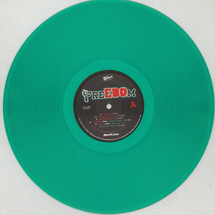 Ed O.G - FreEDOm (Green Vinyl Edition) [LP]