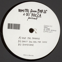 "Dimitri From Paris & DJ Rocca - Erodiscotique EP 4 [12""]"