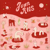 Juan RIOS/ Smoke Trees - KO-OP 1 [LP]
