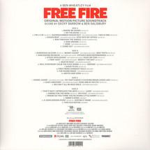 Geoff Barrow & Ben Salisbury - Free Fire OST [2LP]