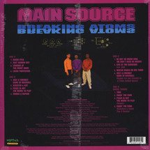 Main Source - Breaking Atoms (30th Anniversary Official Reissue) [2LP]
