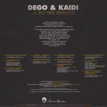 Dego & Kaidi - A So We Gwarn [2LP]